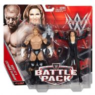 WWE Battle Pack Series 42 - Triple H & Stephanie McMahon Action Figures